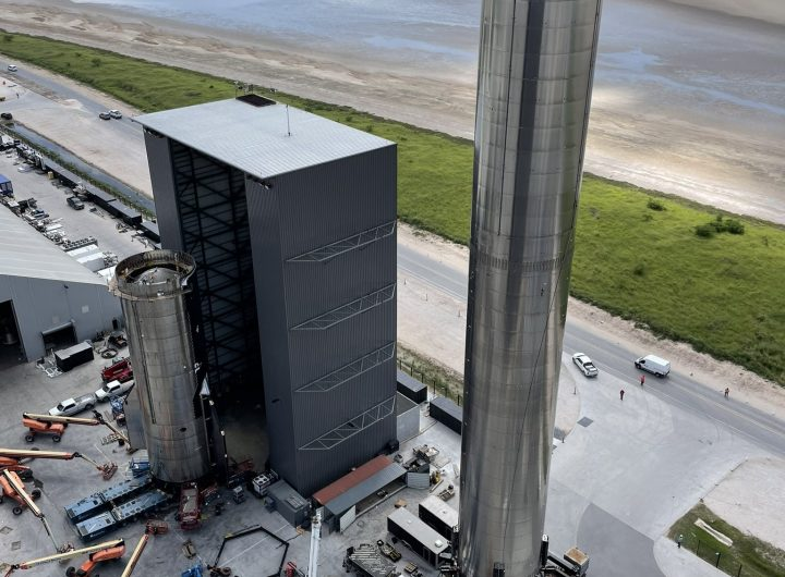 spacex super heavy booster