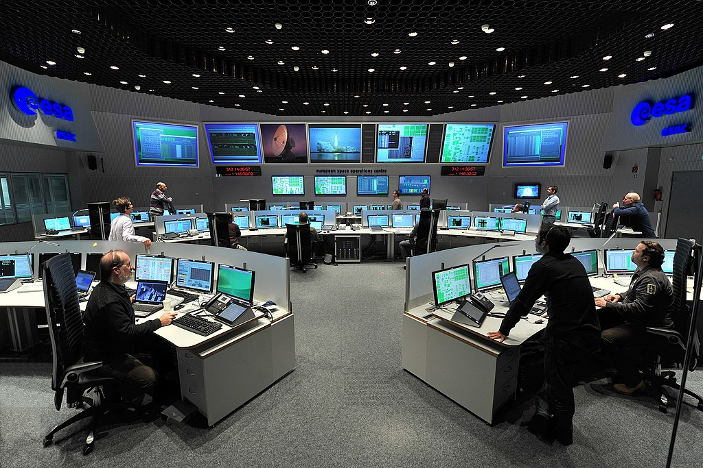 ESA_Space_Operations_Centre